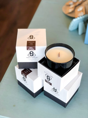 Porchfly City of Oaks Candle