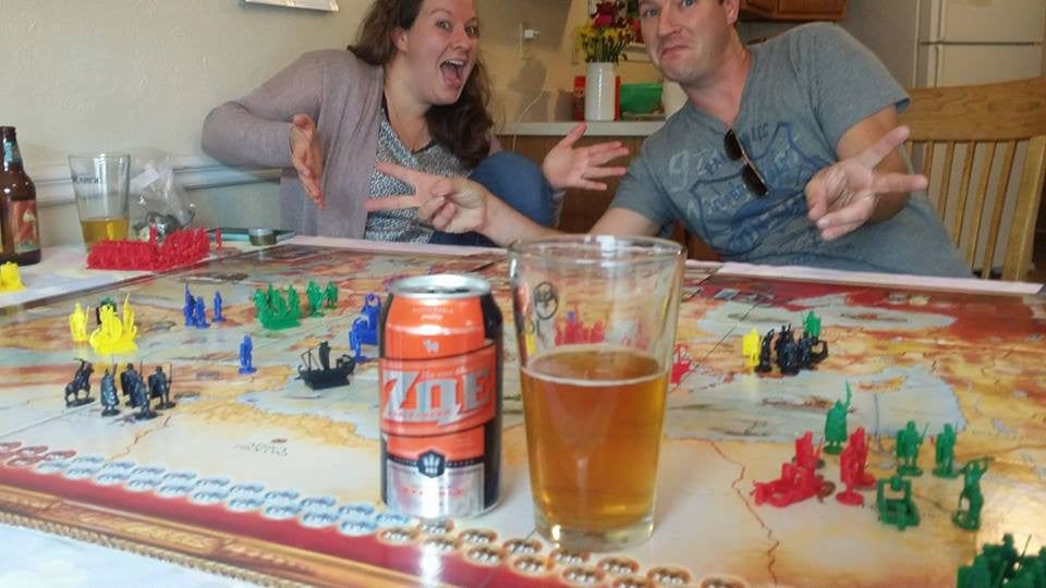 Are Board Games The hottest new trend in Craft Beer?