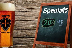 Beer Gear Sale - 20% Off Anything In The Store!