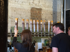 Dovetail Brewery Tour
