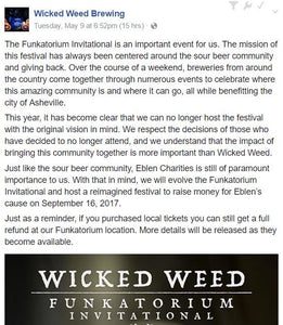 Fallout: The Epic Collapse Of Wicked Weed Fest