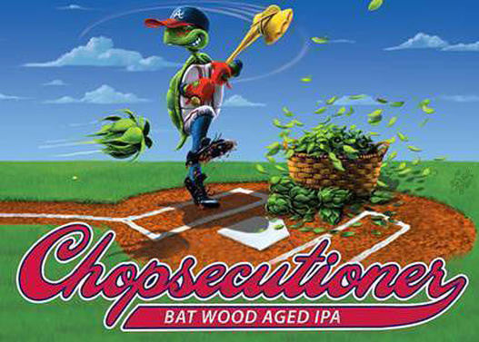 Atlanta Braves Serve Up A Beer Brewed With Baseball Bats