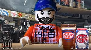 Video: The Lego Beer Review?