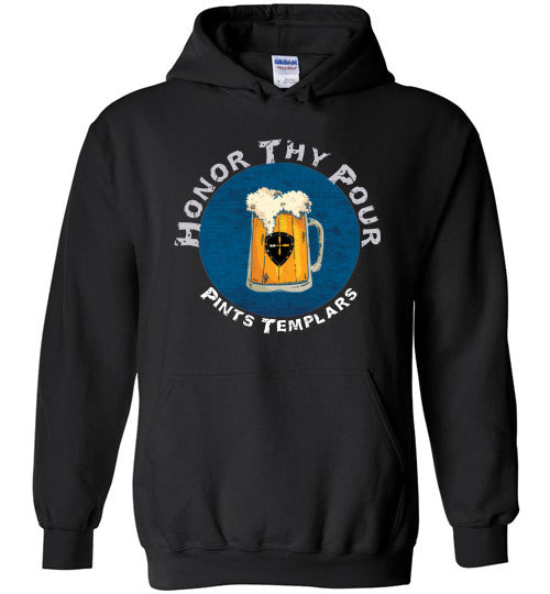 Honor Thy Pour Hoodie - Pull Over