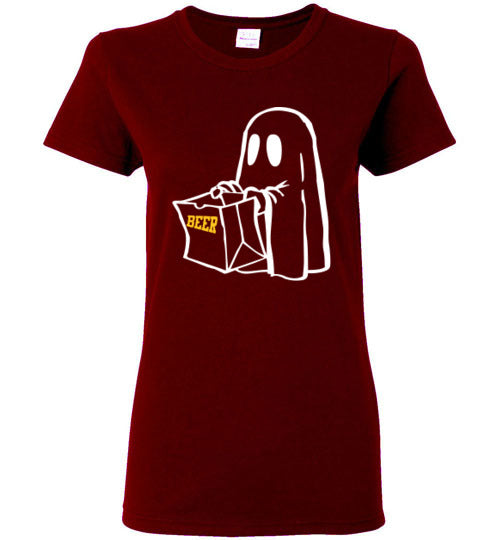 Women's Beer Ghost