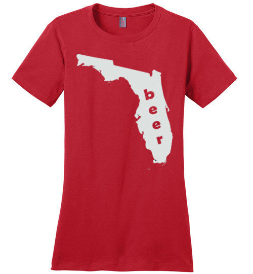 Women's Florida Beer Shirt