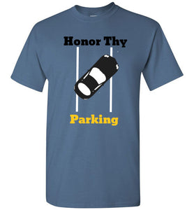 Honor Thy Parking