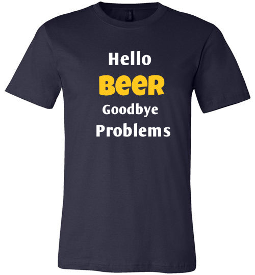 Hello Beer Goodbye Problems