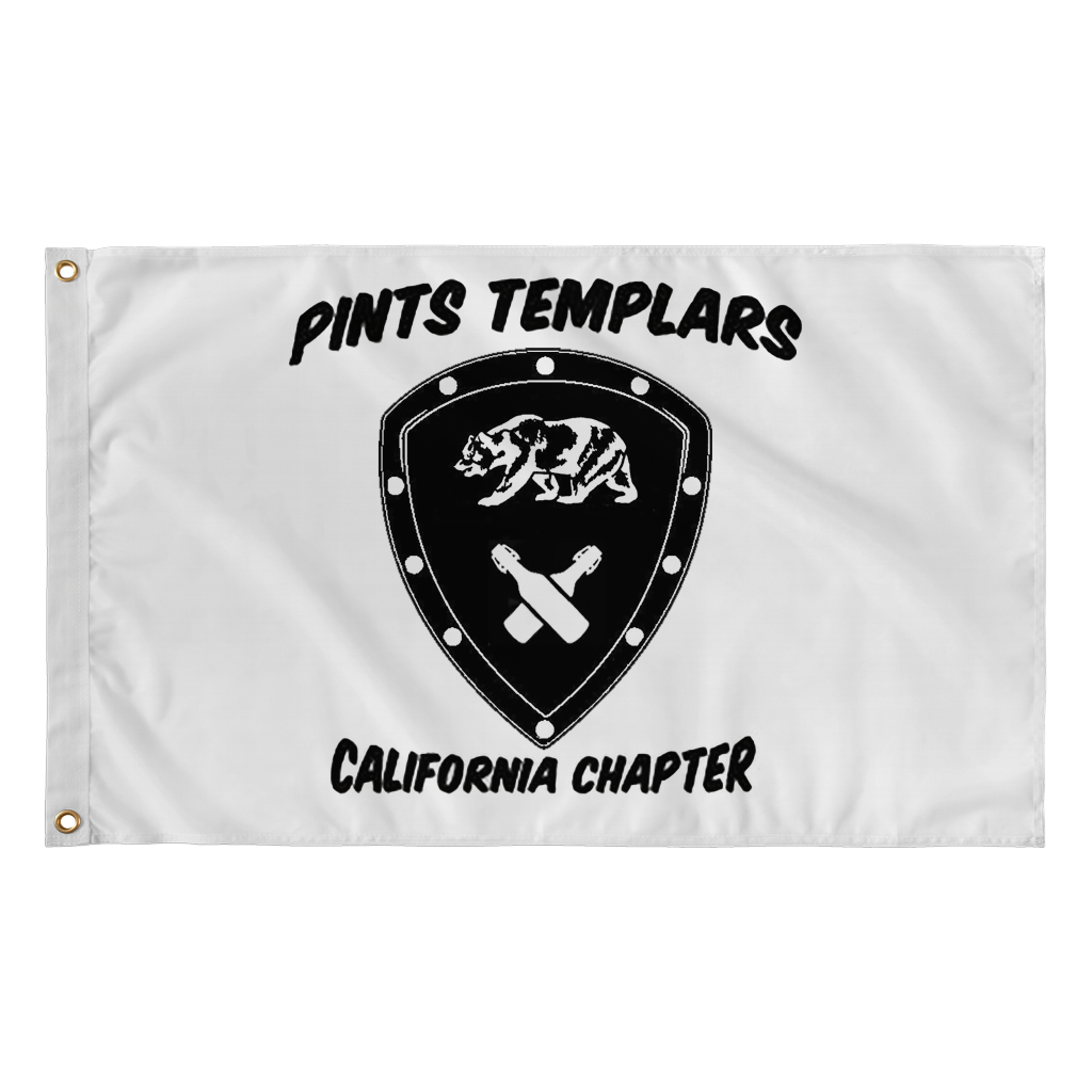 California Chapter Brew Flag