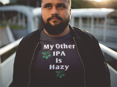 My Other IPA is Hazy