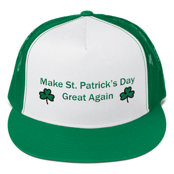 Make Saint Patrick's Day Great