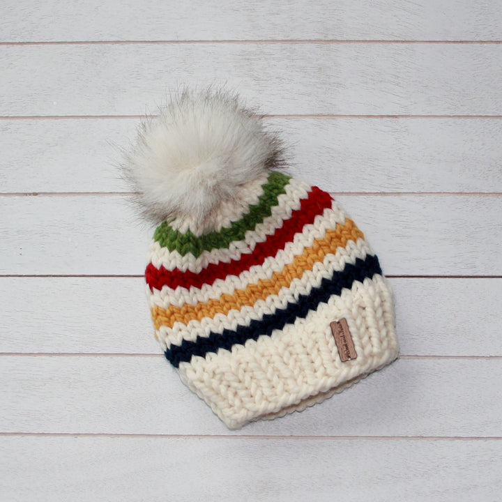 Adult Hudson's Bay Toque