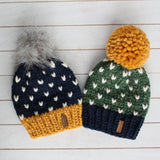 Adult Fair Isle Toque