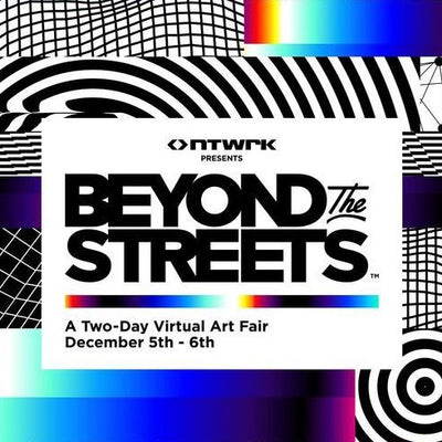 « Beyond the Streets 2020 » - une foire d'art virtuelle.