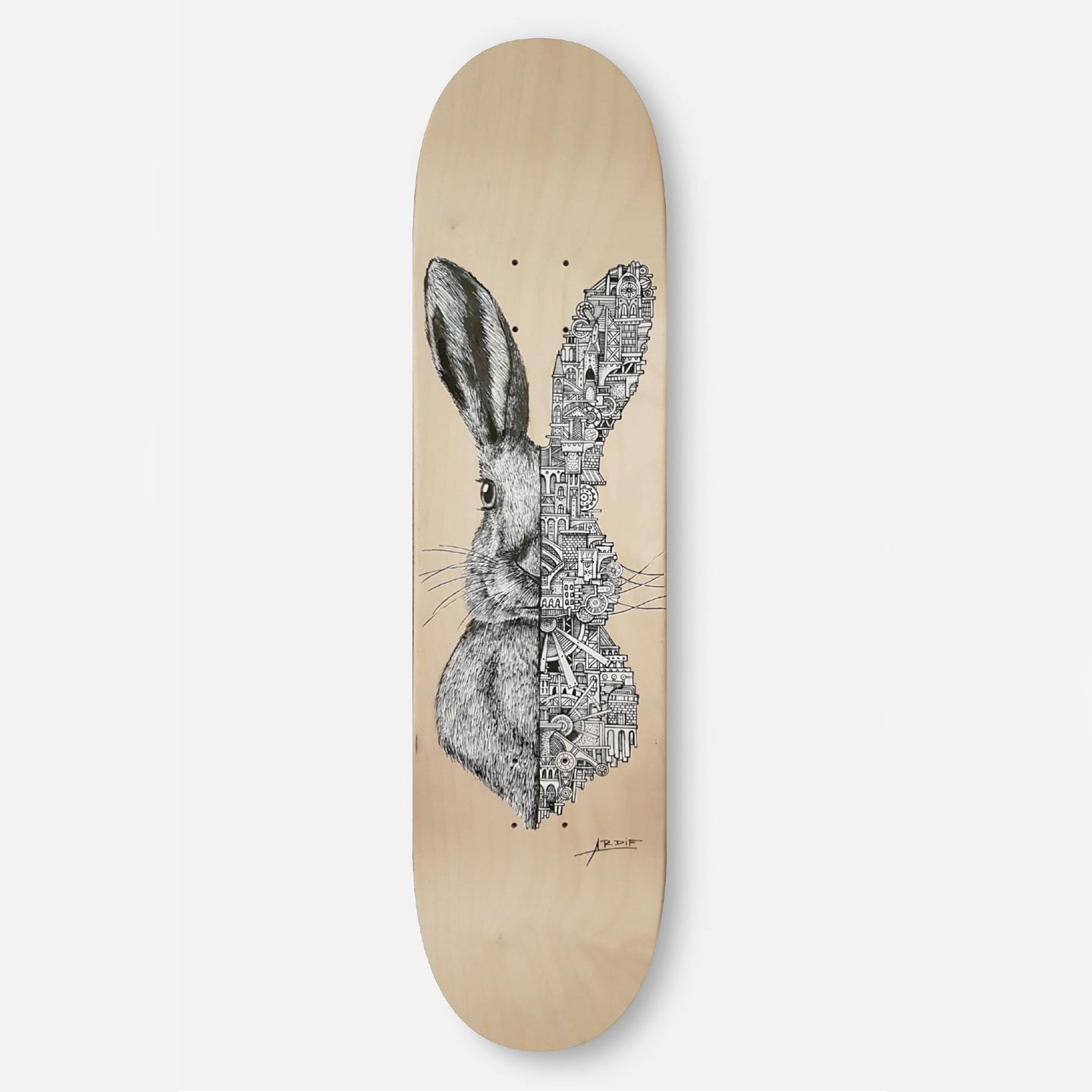 Rabbit Mechanimal