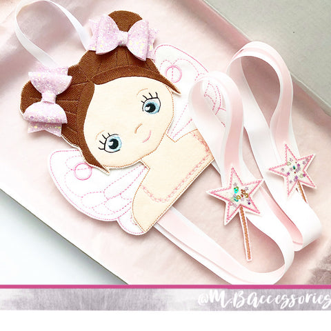 Fairy bow holder