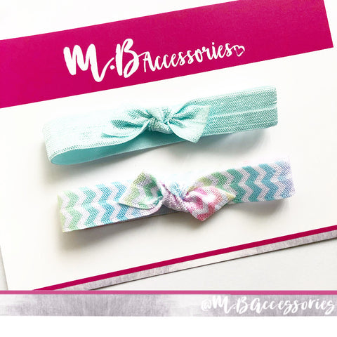 Hair ties - set 1