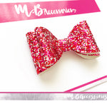 Multi sparkle bow