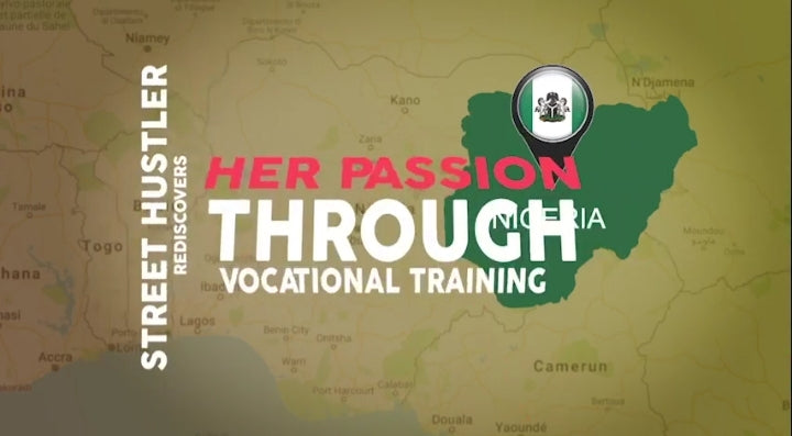 FROM LIFE IN THE STREETS TO NATION BUILDING, STREET HUSTLER  REDISCOVERS HER PASSION THROUGH VOCATIONAL TRAINING BY KINABUTI FASHION INITIATIVE