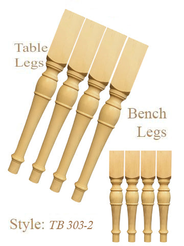 Enjoyable Unfinished Table Legs Bench Legs Andrewgaddart Wooden Chair Designs For Living Room Andrewgaddartcom