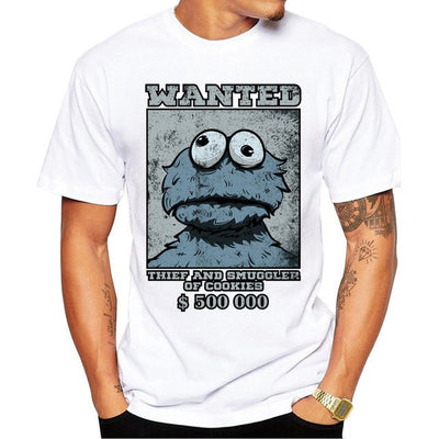 Cookie Monster wanted with reward
