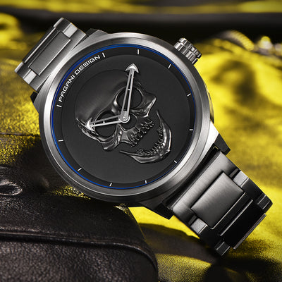 PAGANI DESIGN Mens Quartz Watch