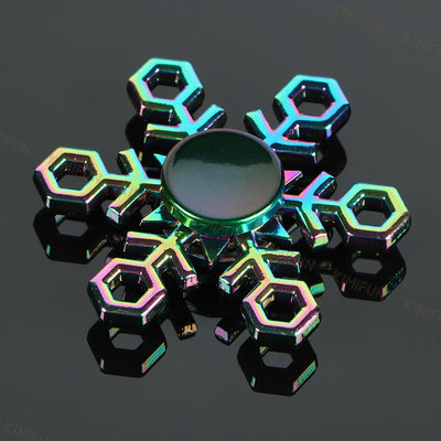 Christmas Edition Snowflake Fidget Spinner