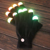 7 Mode LED Gloving Party Dance Gloves