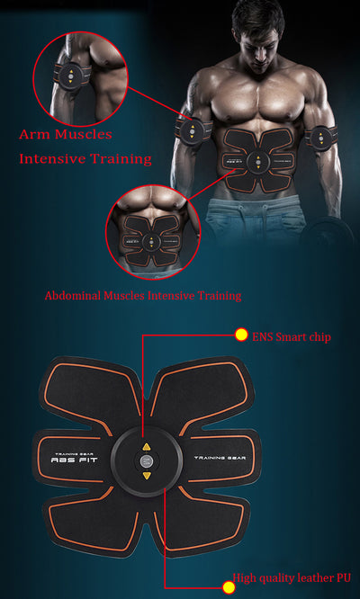 Rechargable Ultimate Abs Stimulator Pro EMS
