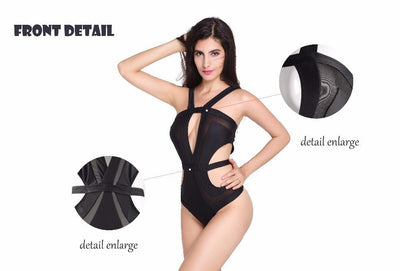 one piece monokini Beach Wear
