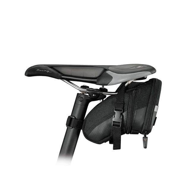 Bolsa sillin Topeak MEDIUM AERO con correas