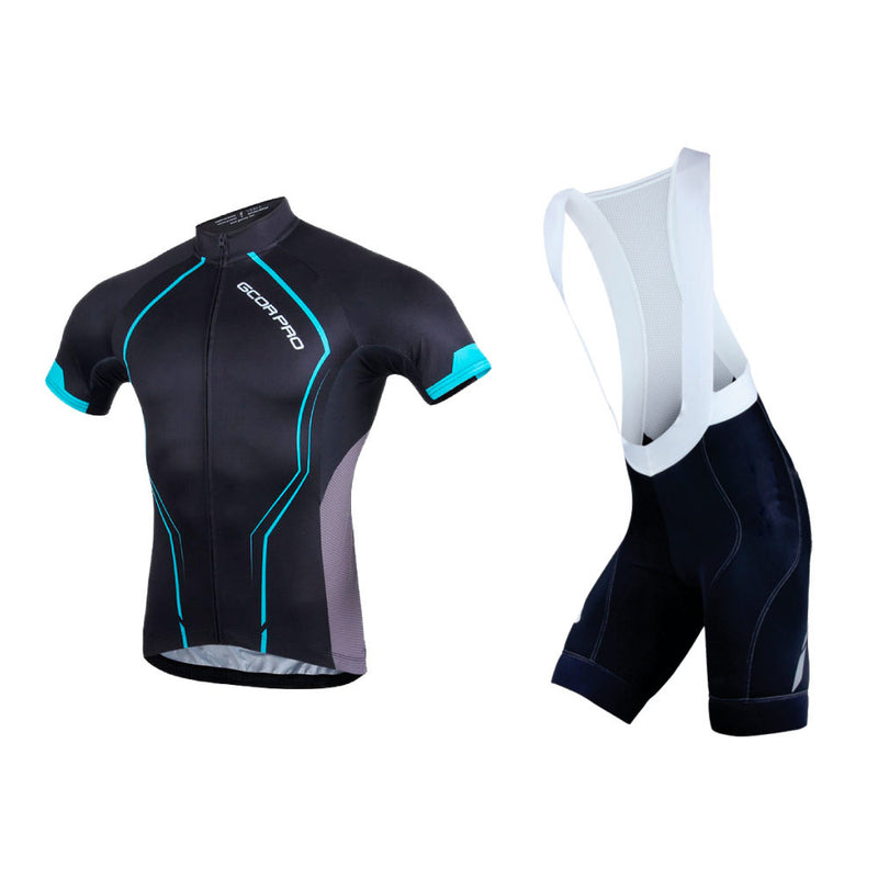 Uniforme Ciclismo Gcorpro Black hawk Cruise II
