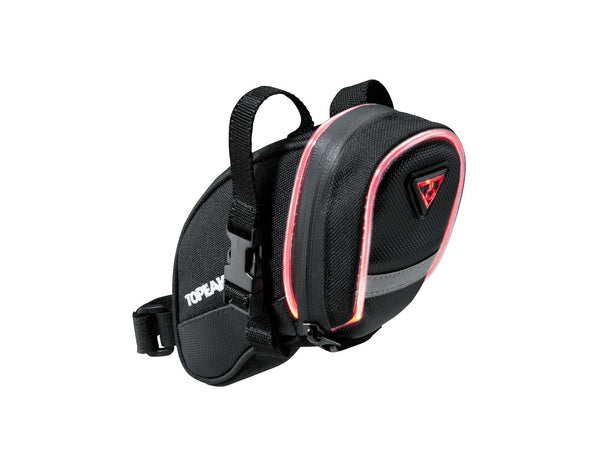 Bolsa Sillin Topeak Aero Wedge Stra Small Iglow