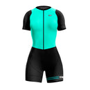 Enterizo Ciclismo Mujer Torralba LIGHT BLUE