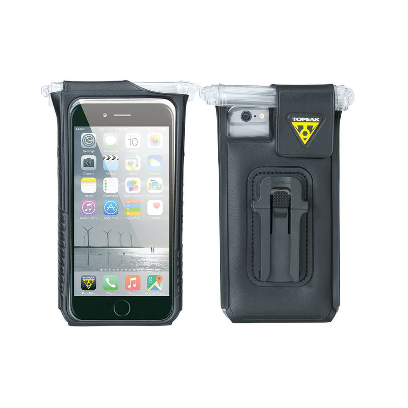 Estuche topeak iphone 4/4s impermeable negro