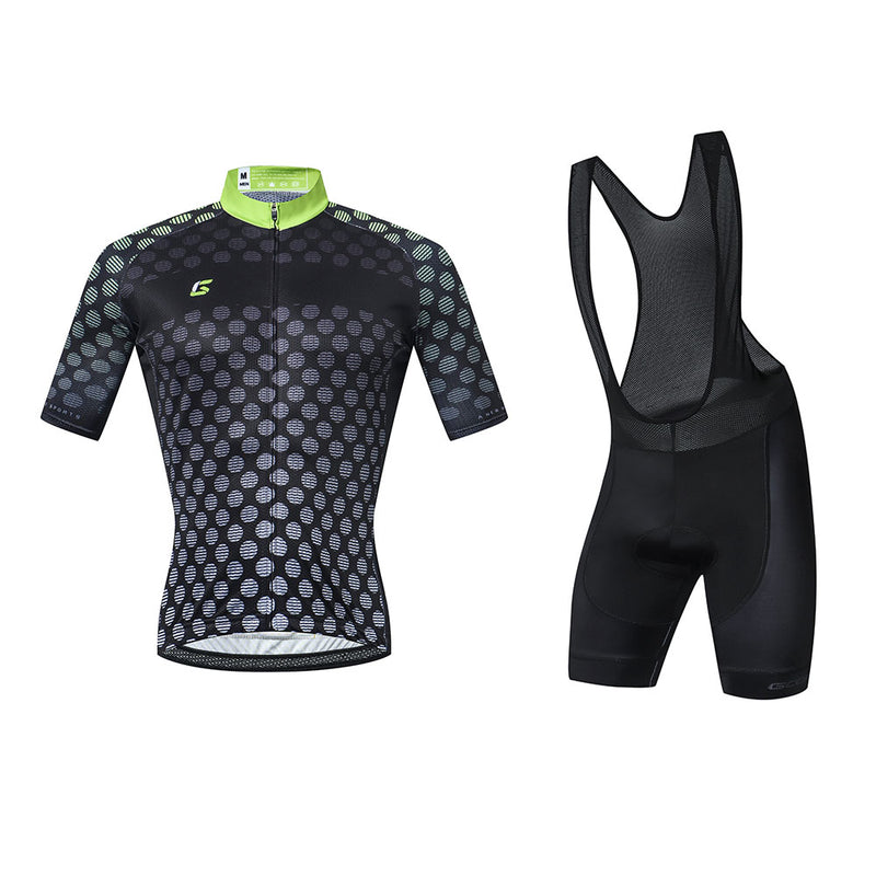 Uniforme Ciclismo Gcorpro Black Shell - Falcon