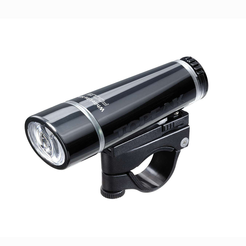 Luz Topeak whitelite hp focus negra led blanca