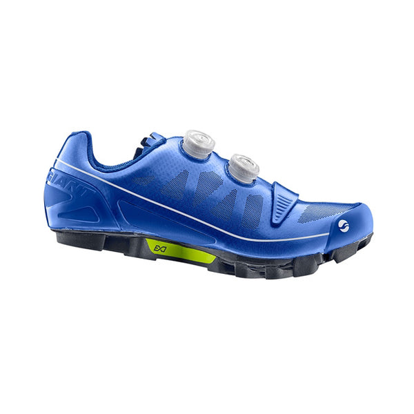 Zapatillas MTB GIANT Charge Carbon Sole Azul