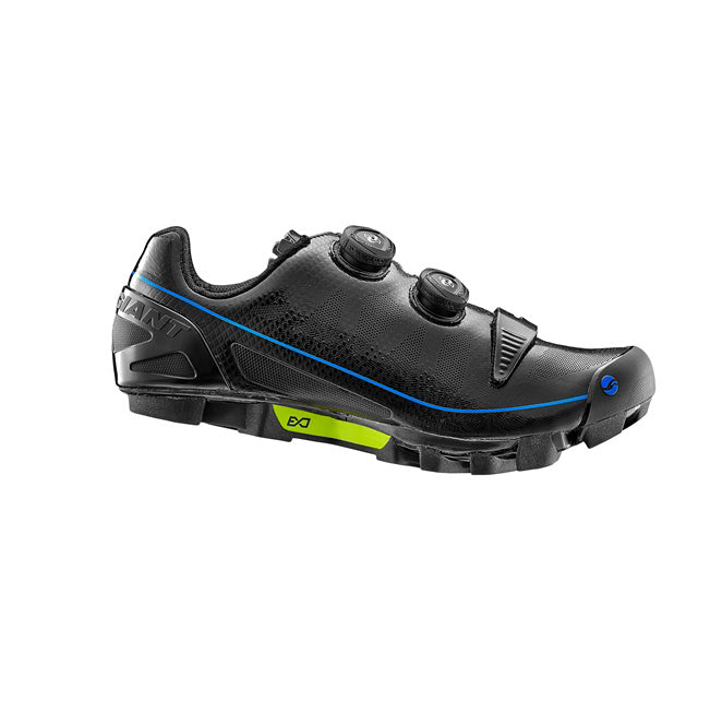 Zapatillas MTB GIANT Charge Carbon Sole Negro