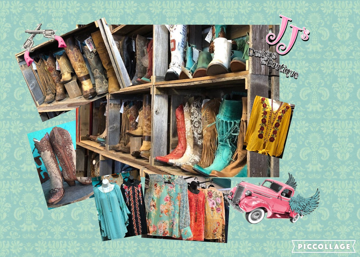 Ladies Cowboy Boots, Arratta, Ladies Tops