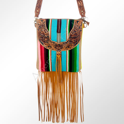 Navajo Crossbody with Fringe