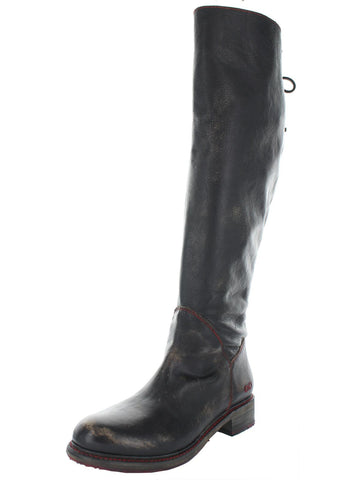 BedStu Manchester Leather Knee High Boot