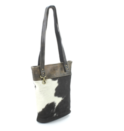 Bacci Leather Tote