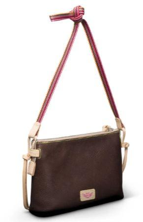 Consuela Magdalena Teeny Crossbody long strap view