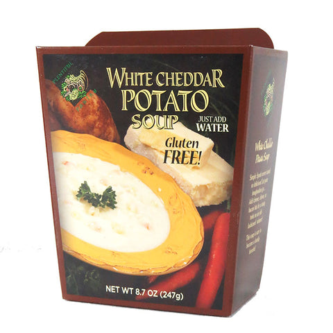 White Cheddar Potato Soup