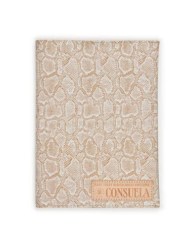 Clay Consuela Notebook Cover