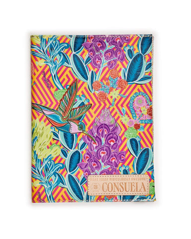 Busy Notebook Cover by Consuela