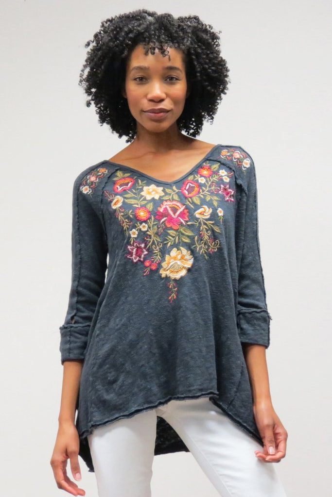 Penni Pullover Top