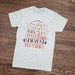 Harvest Blessing T Shirt