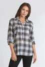 EMILY PLAID BLACK
